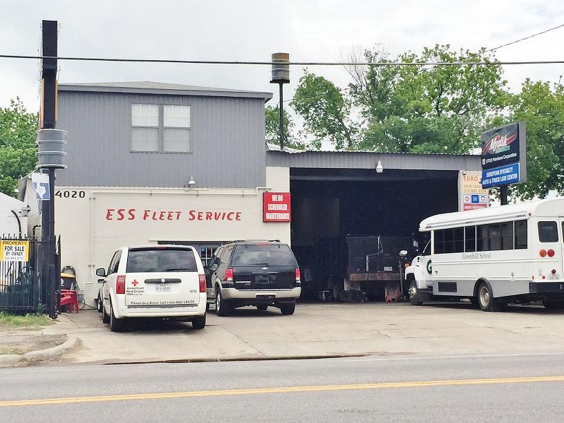 ESS FLEET SERVICE FRONT